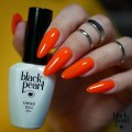 Black Pearl nr 35 Orange Lollipop lakier hybrydowy